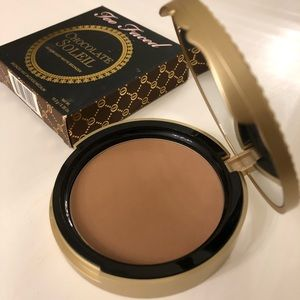 Chocolate soleil too faced